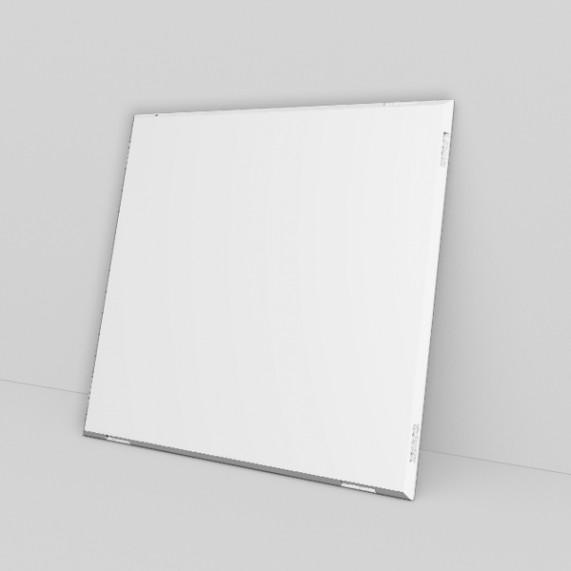 5 qubing Regalplatten in weiß ergeben einen Cube