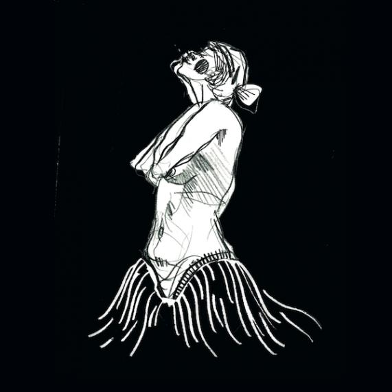 Esther Czaya Illustration auf qubing Regalen