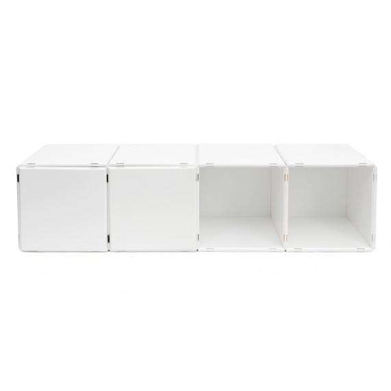 design shelf in white