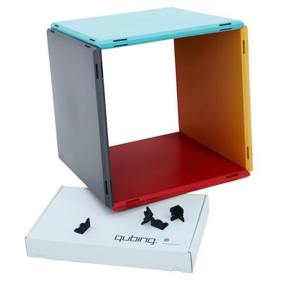 Der Design Musterwuerfel zum reduzierten Preis, versandkostenfrei in Deutschland im qubing online Shop bestellen.