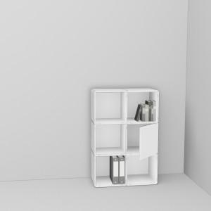 Bücherregale und Aktenregale für Ihren Wohnraum, Büro, Arbeitszimmer und Praxis im qubing online Shop
