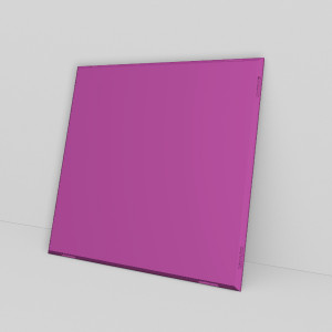 Die Farbe wild orchid ist ein Mix aus pink und violett und war die Pantone Farbe 2014