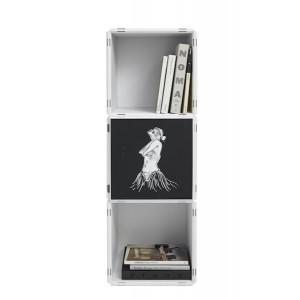 Designe selbst deine Bücherregale mit dem 3D Regalplaner