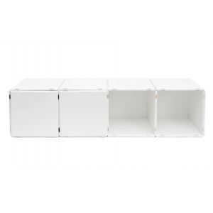 design shelf in white